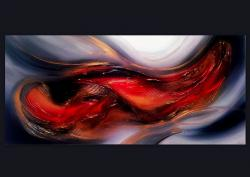 Picturi abstracte/ moderne FLAMES 8