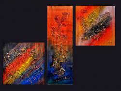 Picturi abstracte/ moderne FORTUNA