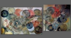 Picturi abstracte/ moderne HYPNOTIZE