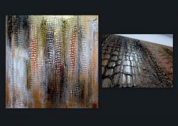 Picturi abstracte/ moderne JUNGLE