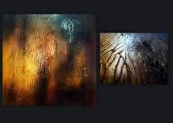 Picturi abstracte/ moderne JUNGLE 1