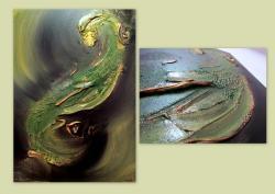 Picturi abstracte/ moderne JUNGLE 7