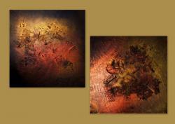 Picturi abstracte/ moderne VIS A VIS