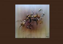 Picturi abstracte/ moderne ROCAS