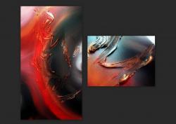 Picturi abstracte/ moderne RUBIN 5