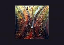 Picturi abstracte/ moderne RUSTY METAL 5