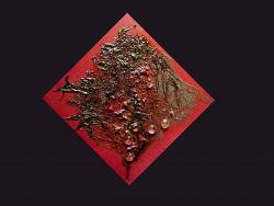 Picturi abstracte/ moderne SCARLET