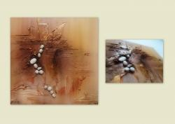 Picturi abstracte/ moderne STONES 16