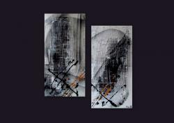 Picturi abstracte/ moderne STORM 1
