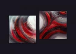 Picturi abstracte/ moderne VOLCANO 16