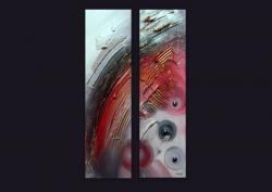 Picturi abstracte/ moderne VOLCANO 3