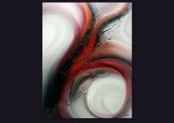 Picturi abstracte/ moderne VOLCANO 6