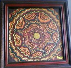 Picturi abstracte/ moderne Decorativ IX