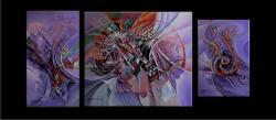 Picturi abstracte/ moderne poarta stelara-0x1