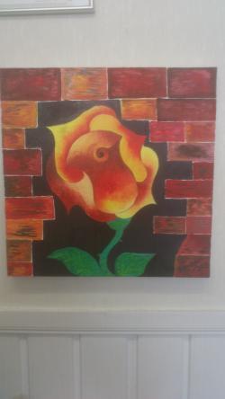Picturi abstracte/ moderne zidul