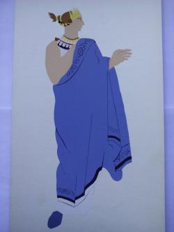 Picturi acuarela The Greeks Noble