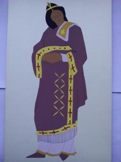 Picturi acuarela The Romans Noble2