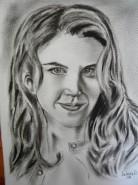 Picturi alb negru Nicole kidman
