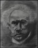 Picturi alb negru Barbu stefanescu delavrancea