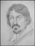 Picturi alb negru Caravagio