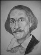 Picturi alb negru Grigore alexandrescu