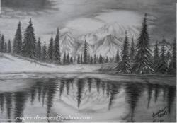 Picturi alb negru nametii