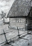 Picturi alb negru Amintire