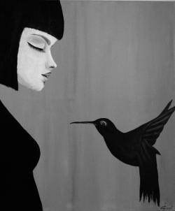 Picturi alb negru Black & White