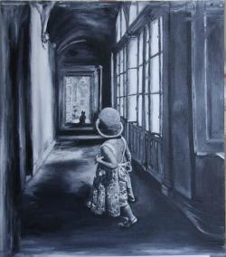 Picturi alb negru Lumini si umbre