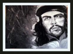 Picturi alb negru Che