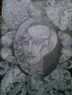 Picturi alb negru renasterea X
