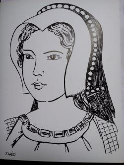 Picturi alb negru evm012