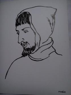 Picturi alb negru evm024