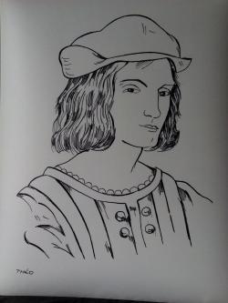 Picturi alb negru evm17
