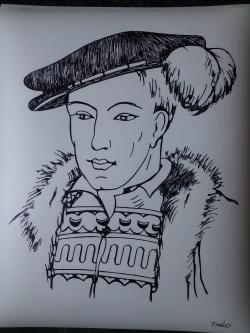Picturi alb negru evm21