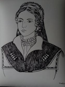 Picturi alb negru evm26