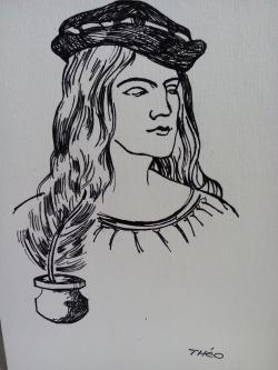 Picturi alb negru grf1