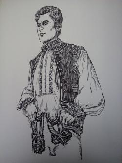 Picturi alb negru pp3 zona Arad