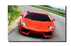 Picturi canvas Lamborghini aventador