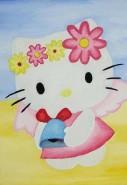 Picturi cu animale Pisi