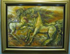 Picturi cu animale Cai naravasi