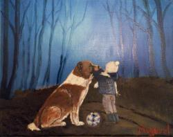 Picturi cu animale Prietenia adevarata