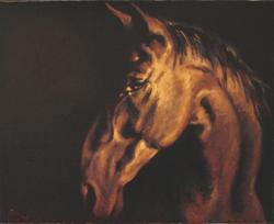 Picturi cu animale Calut