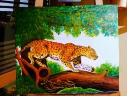 Picturi cu animale pe urmele pradei