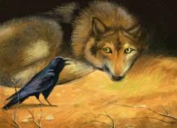 Picturi cu animale deranjat din somn