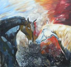 Picturi cu animale crai