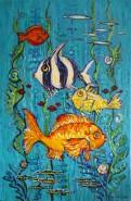 Picturi cu animale Pestisori