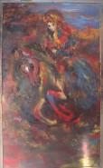 Picturi cu animale Nimfa