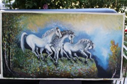 Picturi cu animale Vis127