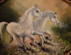 Picturi cu animale Vis35